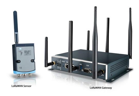 LoRaWAN Hardware. Gateways und Sensor Module.